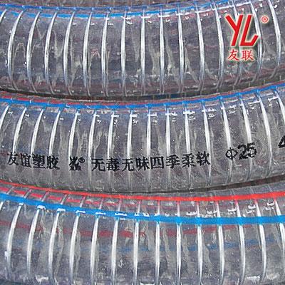 食品pvc管,不含塑化剂Φ25食品级软管
