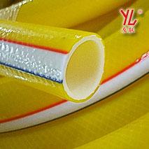 四季柔软黄色线管|网纹管
