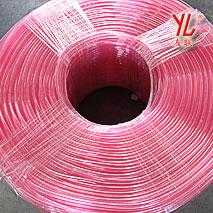 无毒无味透明单壁管,工艺编织流体管