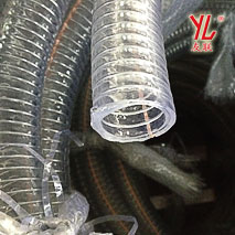 柴油用软管,耐腐蚀防静电钢丝管