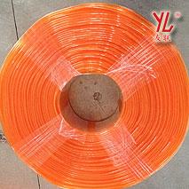 抗拉伸橙色流体软管