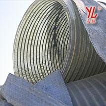 耐腐蚀抗老化Φ250透明钢丝管