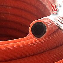 耐腐蚀耐压三胶两线高压软管